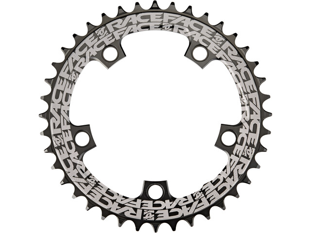 Race Face Narrow Wide Chainring 5-bolt 10/11/12-speed 110mm black